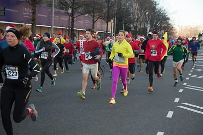 Jingle All the Way 5K (2014)
