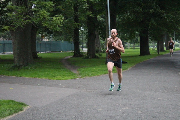 Sri Chinmoy Races 2 miles, Wed 19 July 2017, The Meadows, Edinburgh