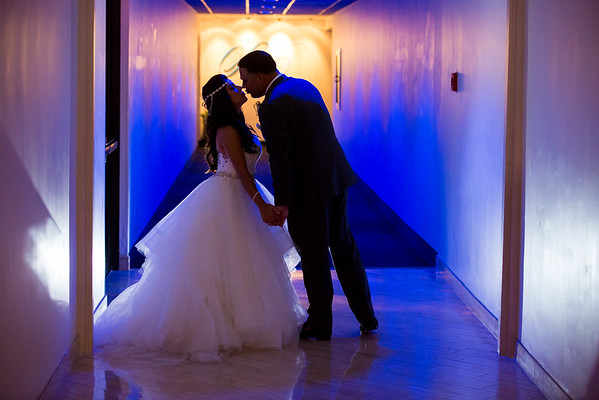 George & Samantha, Hyatt Regency Pier 66