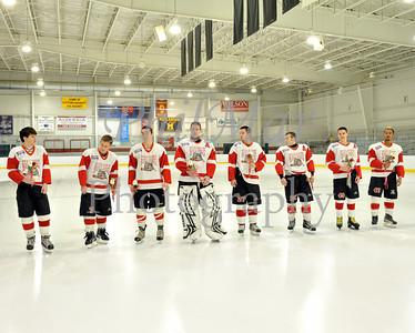 Wilson vs Lower Dauphin Senior Night 2012 - 2013