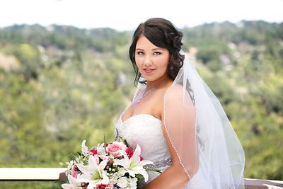 Jessica and Jonathan - Bridal Portraits