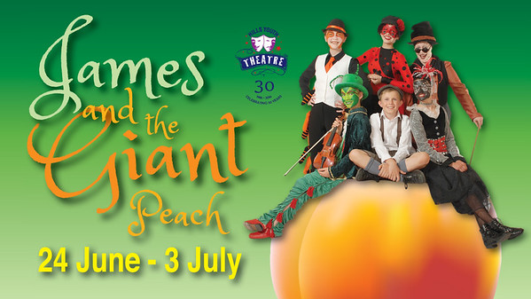 HYT James and the Giant Peach