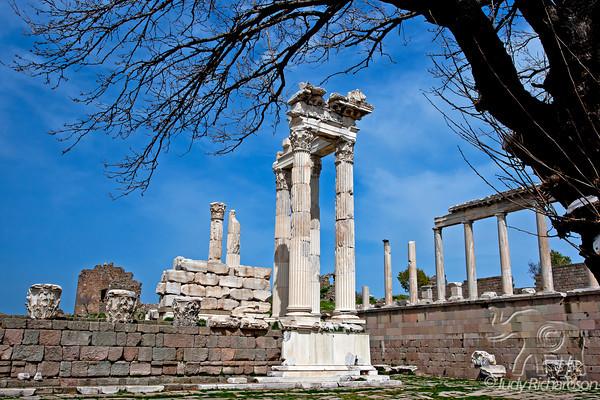 Turkey~Izmir, Bergama~Pergamon, Asklepion