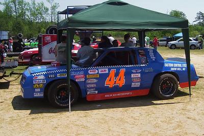 County Line Raceway, Car Show 4/25/09