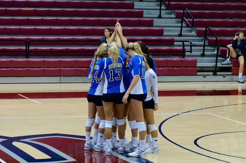 UCLA Women's Volleyball vs. North Texas @ Gersten Pavilion, LMU