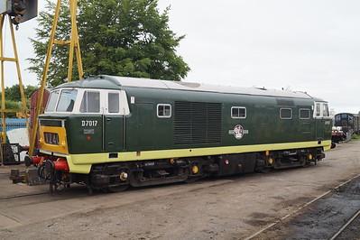 Class 14-35 Medium Diesels