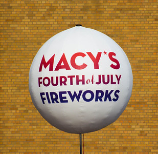 Macy's 4th of July Fireworks - 2015