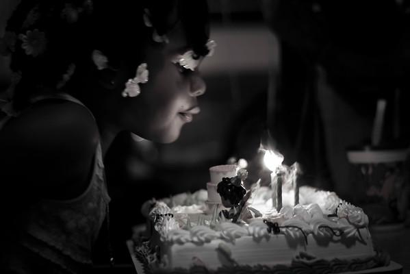 Azya's Birthday Party