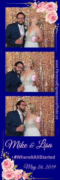 2019 - Lisa and Mike's Reception