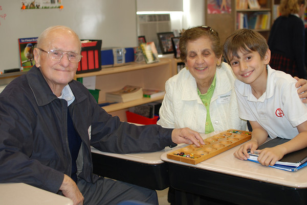 Grandparents & Special Friends Day 2011