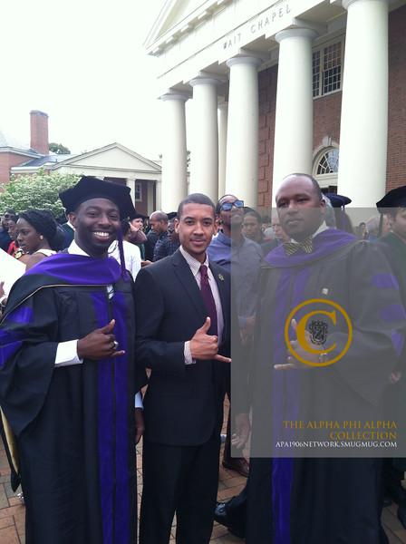 2014 Alpha Graduates