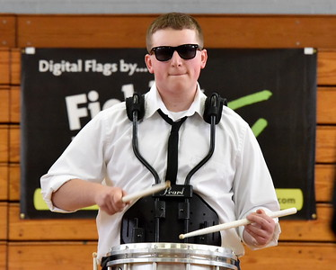Indoor Percussion at Fair Lawn 032815