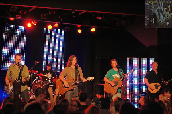 Great Big Sea at the Majestic in Madison on March 17, 2010