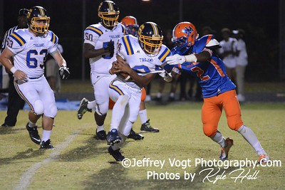 09-11-2015 Watkins Mill HS vs Gaithersburg HS Varsity Football, Photos by Jeffrey Vogt Photography with Kyle Hall