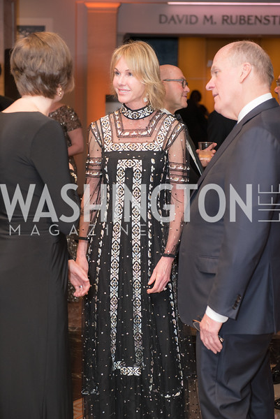 Ambassador Kelly Craft,  National Archives Foundation, Records of Achievement Gala, Honoring First Lady Laura Bush.  October 10, 2018.  Photo by Ben Droz.
