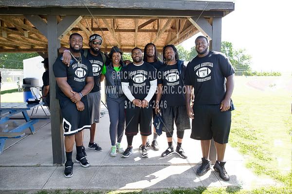 TEAM ARMSTEAD FOOTBALL CAMP JUNE 10, 2017