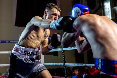Shaun Cooper vs Michael Mooney