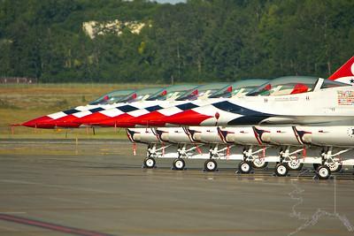 Arctic Thunder 2012 Airshow