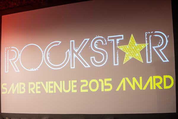 SMB Revenue 2015 Award