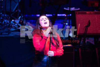 3/3/19 Rockin' Rhythm & Blues,   Hackensack Meridian Health Theatre, Red Bank N.J.  Balcony View