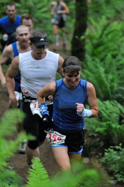 2012 Trail Factor Half Marathon and 50K_Forest Park