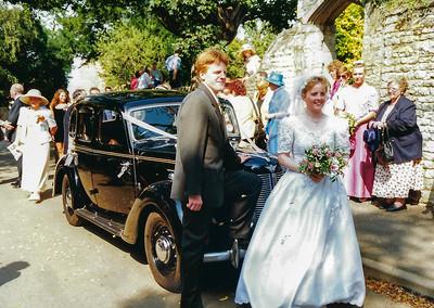 1997 Lucy & Feri Wedding