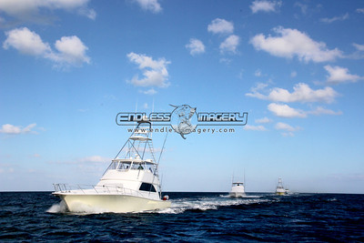 2014 Jimmy Johnson's National Billfish Championship - Day 1 North Check In