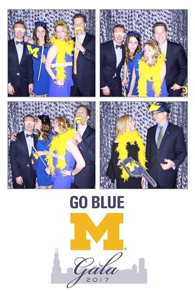 """U of M """"Go Blue Gala"""""""