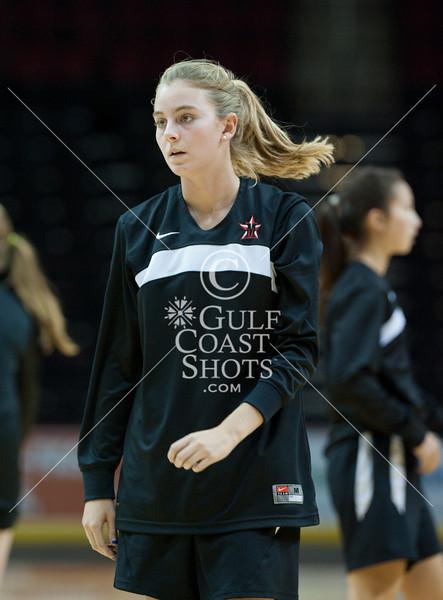 2011-11-21 Basketball Varsity Girls Lamar v St. John's @ Toyota Center