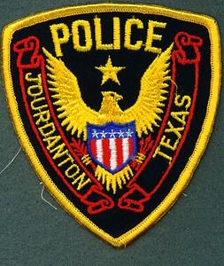 Jourdanton Police