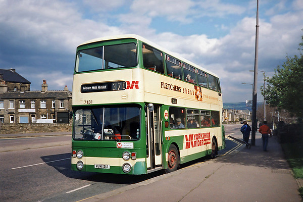 23rd  April 1991: Huddersfield