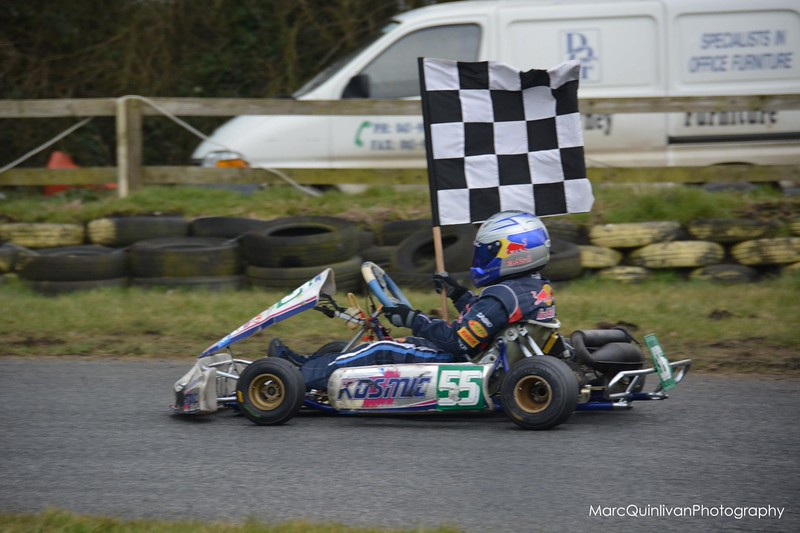 Tullyallen Karting Club - Winter Championship 2012/13 - Round 5 - Athboy