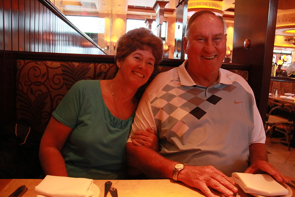 Mom and Dad's Anniversary 2015