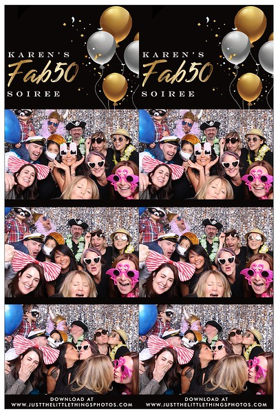 Karen's Fab50 Soiree