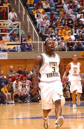 21883 Men's Basketball WVU vs Ashville