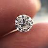 2.34ct Old European Cut Diamond Pair, GIA J SI 3