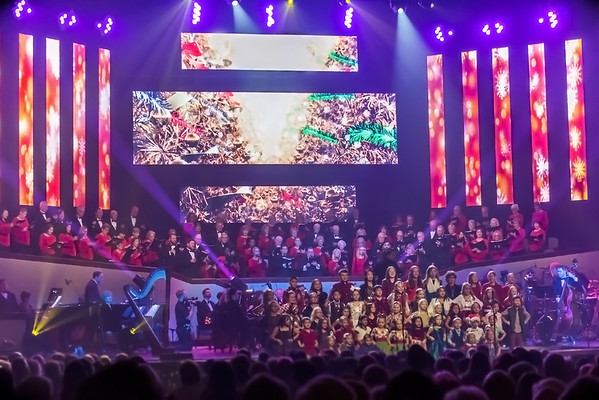 2019 Choir Christmas Concert Performances