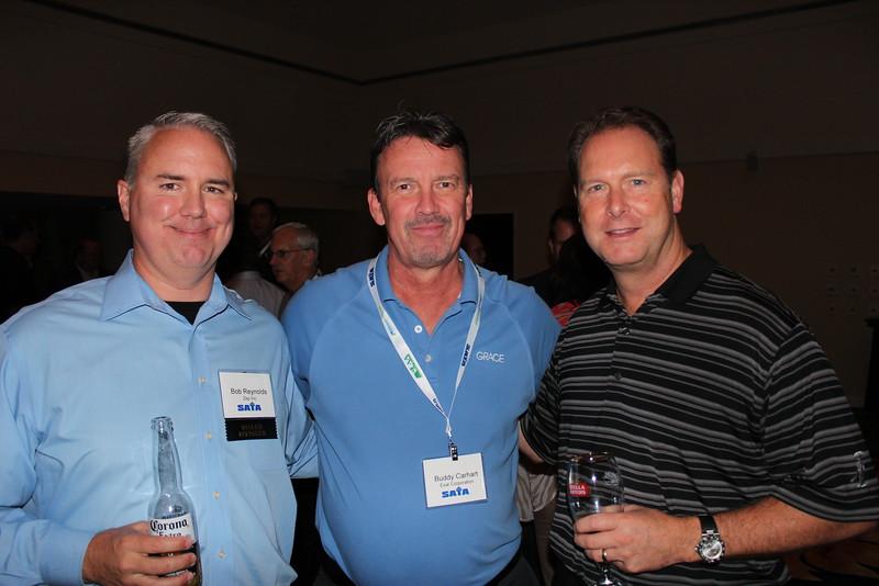 Bob Reynolds, Zep Inc.; Buddy Carhart, Exal Corporation