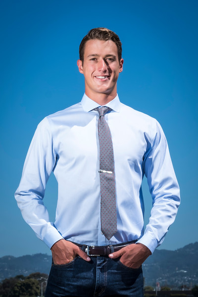 Jake Mckeown SLHS Senior 2017