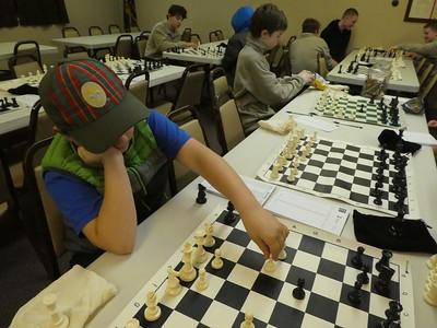 Chess Night - Nov 16-17