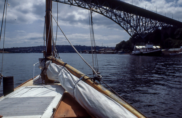 Set two: Sailing in Seattle 1977