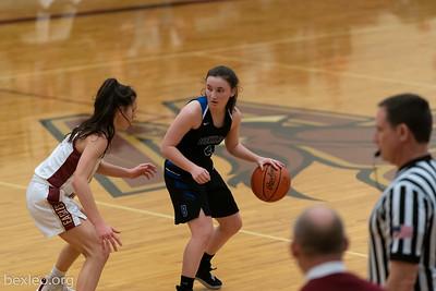 Varsity Girls Basketball at Watterson