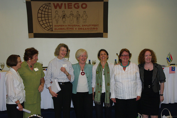 WIEGO General Assembly - Brazil 2010