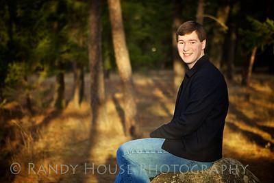 Nicholas Witmer Senior Pictures