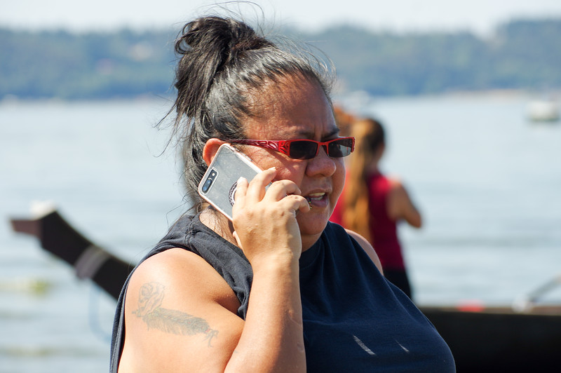 #PaddleToPuyallup2018 #TribalCanoeJourney2018