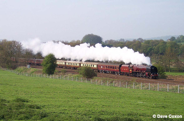 Dave's Main Line Steam Travels UK