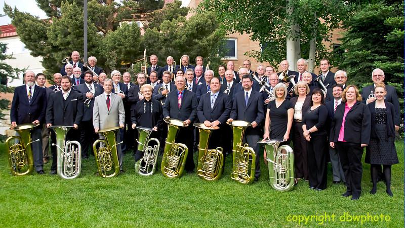 Colorado Brass w/ Boston Brass 2013