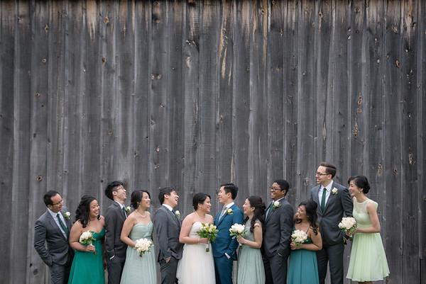Jessica and Manshun's Wedding