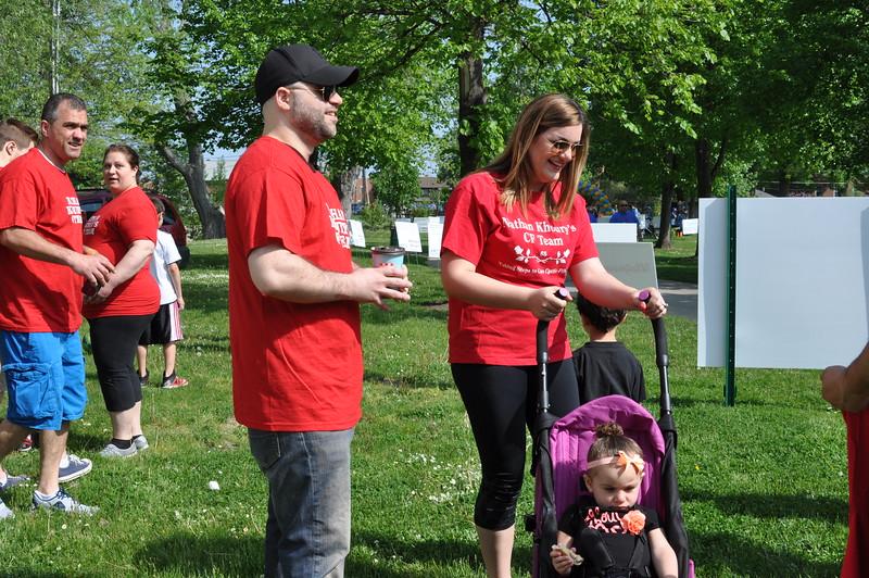 Great Strides Cystic Fibrosis Walk