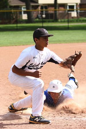 Edsel Varsity Baseball vs Lincoln Park